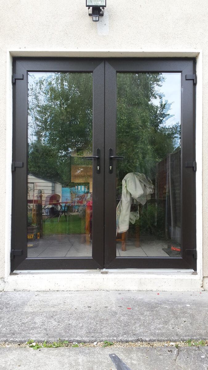 French doors brealey windows doors ltd double glazed french door rubansaba