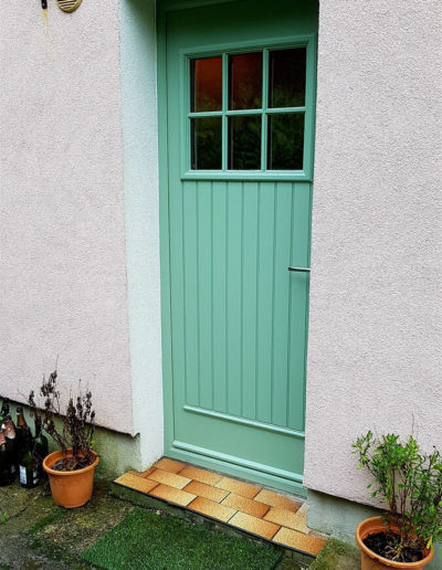 Palladio Dublin door in Chartwell Green (2)