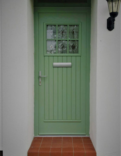 Palladio Dublin door in Chartwell Green