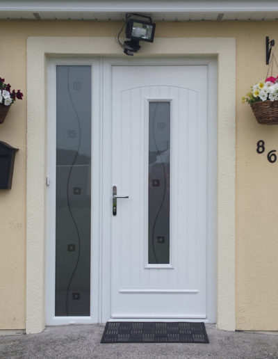 Palladio Seville Door in White