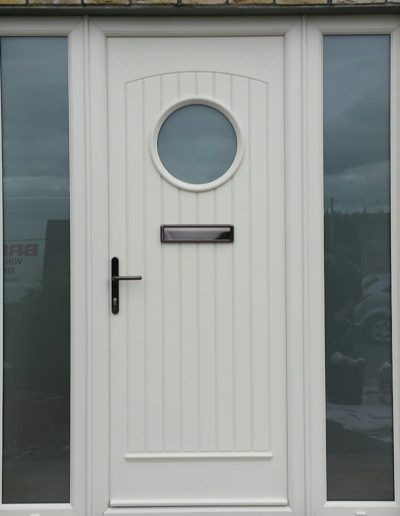 Palladio Viking door in Cream