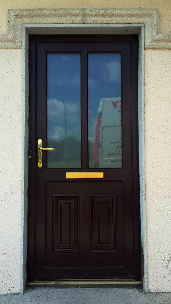 Pvc Windows And Doors Lebanon : Rosewood pvc door brealey windows doors ltd