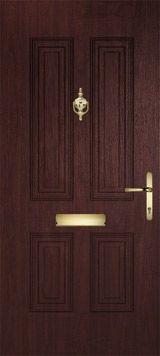 Palermo Solid Door