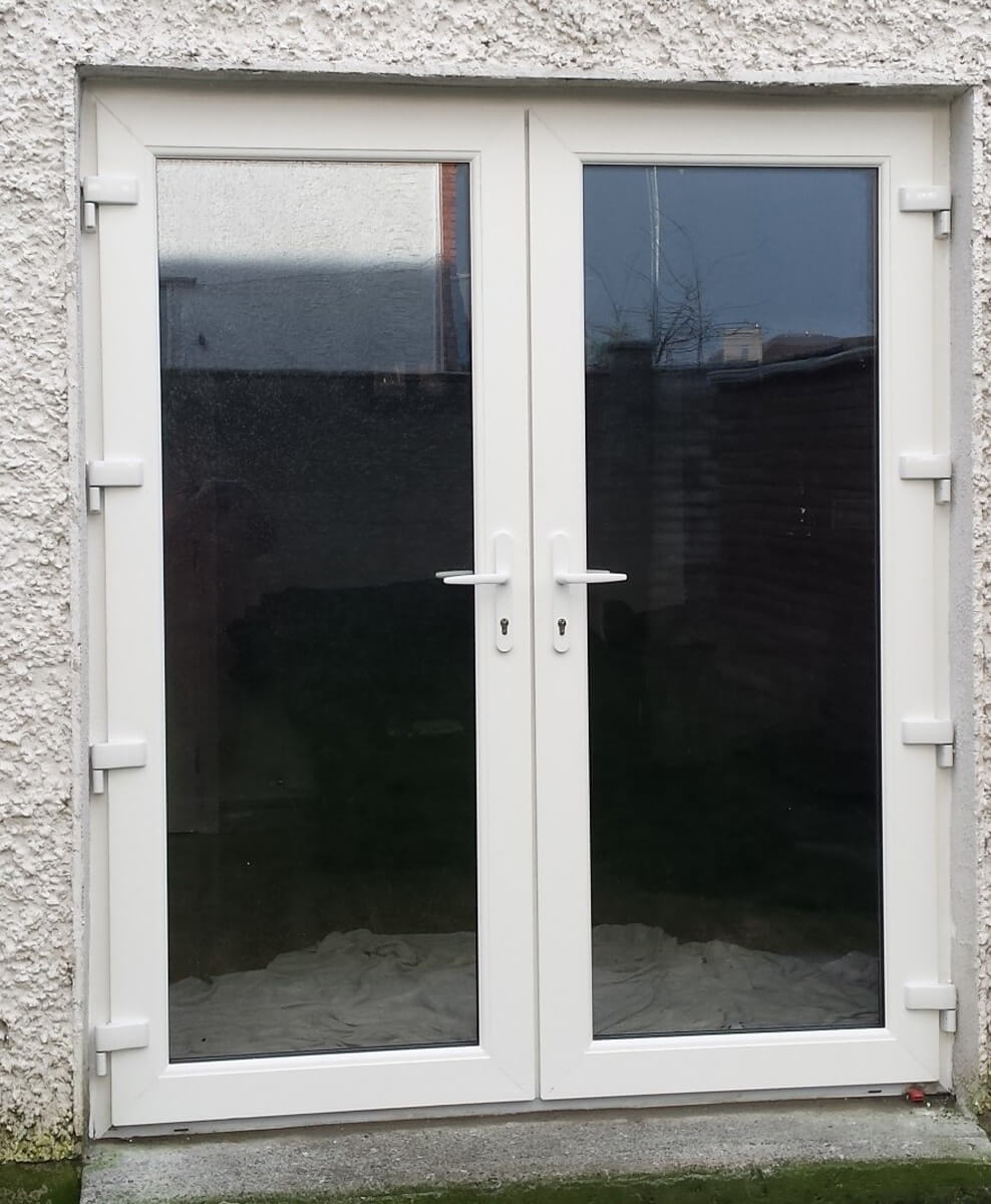 Triple Glazed French Doors Brealey Windows Doors Ltd