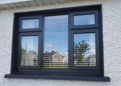 Spectus Elite 63 double glaze window